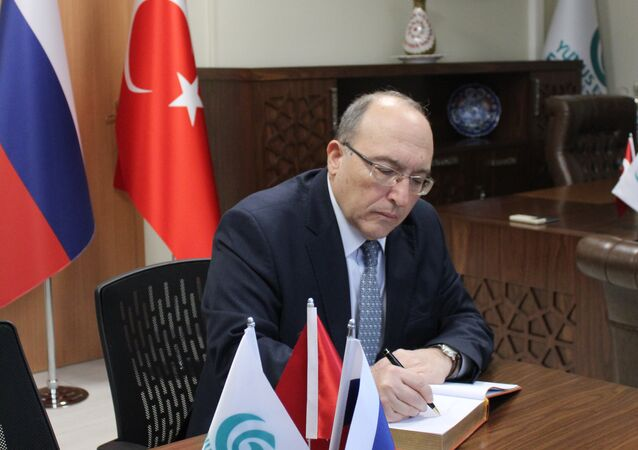 Kültür ve Turizm Bakan Yardımcısı Ahmet Haluk Dursun