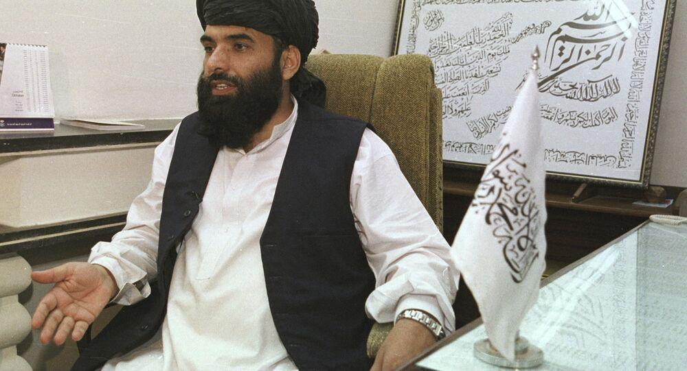 Taliban'ın Katar'daki Sözcüsü Süheyl Şahin