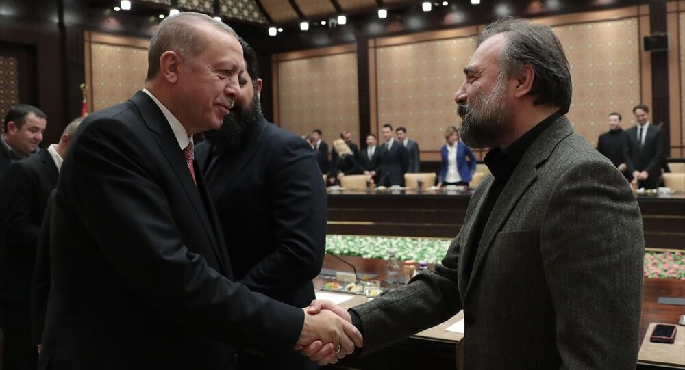 Recep Tayyip Erdoğan - Oktay Kaynarca