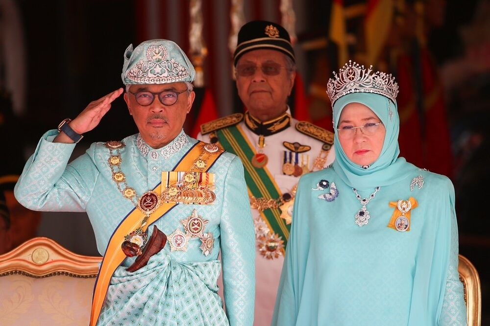Sultan Abdullah Sultan Ahmed Şah