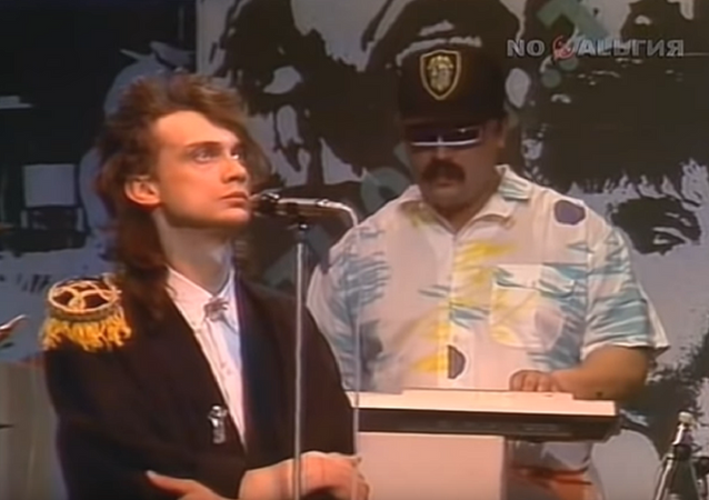 İnternetin yeni trendi: Putin ile Maduro Sovyetler'de aynı müzik grubunda mıydı?