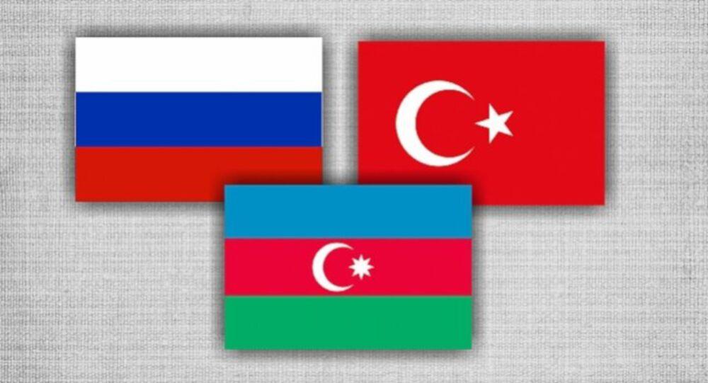 Rusya-Azerbaycan-Türkiye