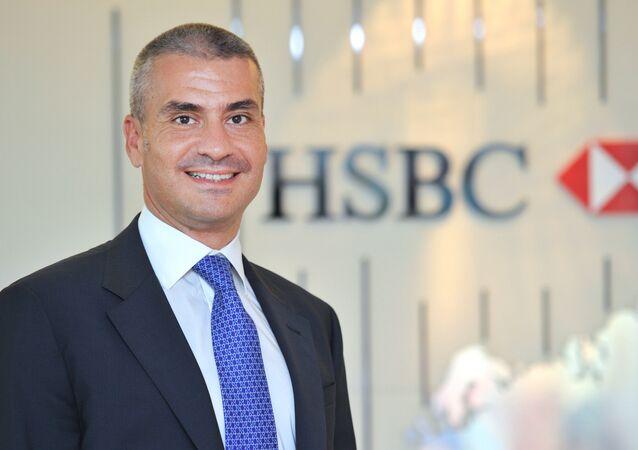 HSBC Genel Müdürü Süleyman Selim Kervancı