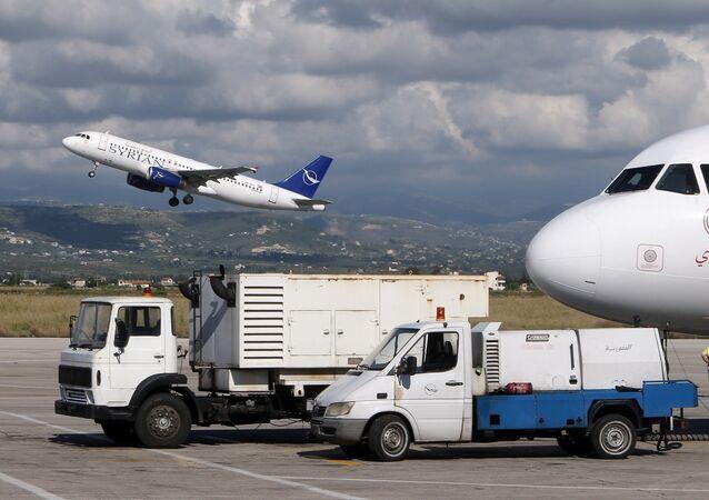 Şam Uluslararası Havalimanı