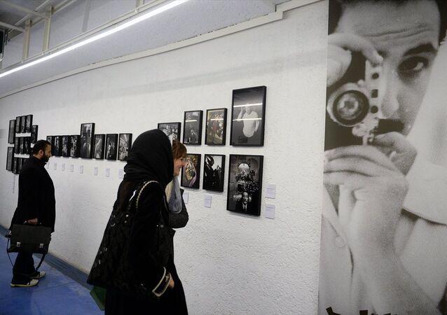 'Ara Güler Universal' projesi Tahran'da