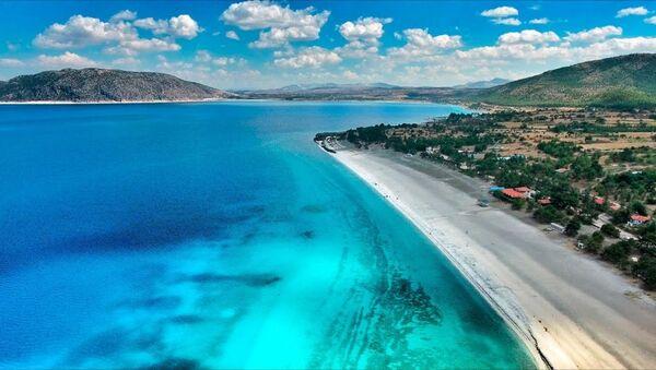 Salda Gölü - Sputnik Türkiye