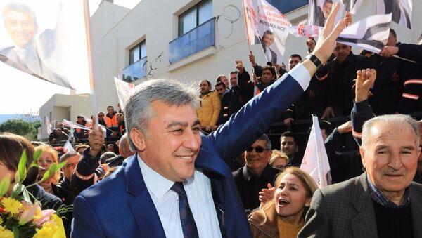 Mustafa İnce - Sputnik Türkiye