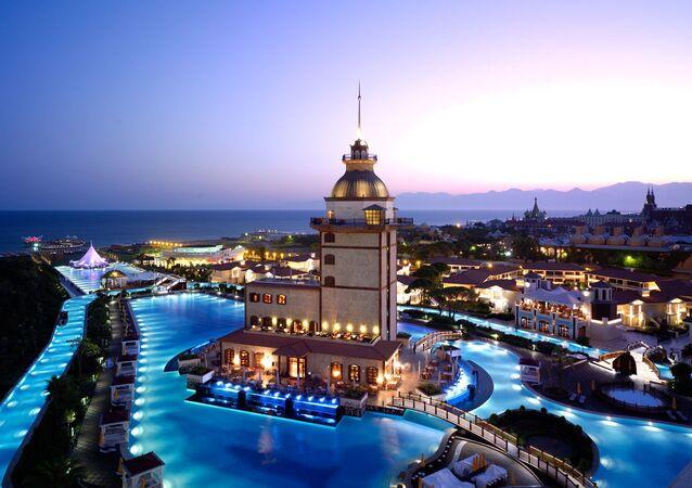 Mardan Palace oteli - Antalya