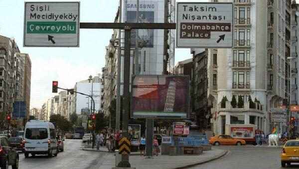 Harbiye ve Teşvikiye sit alanı ilan edildi, inşaatlar durdu - Sputnik Türkiye