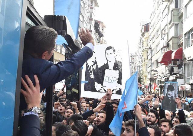Mustafa Sarıgül - DSP