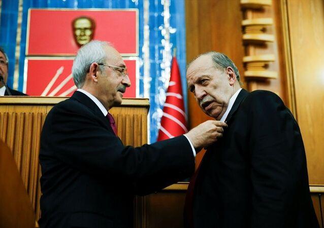Kemal Kılıçdaroğlu - Yaşar Okuyan