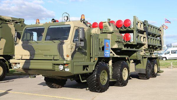 S-350 Vityaz - Sputnik Türkiye