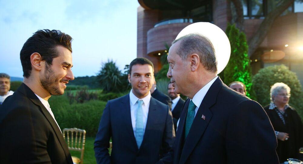 Cem Belevi - Recep Tayyip Erdoğan - Sinan Akçıl