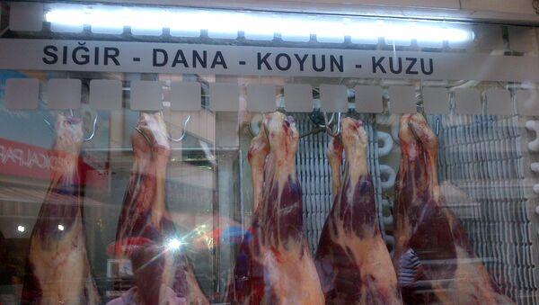 Kasap - Sputnik Türkiye