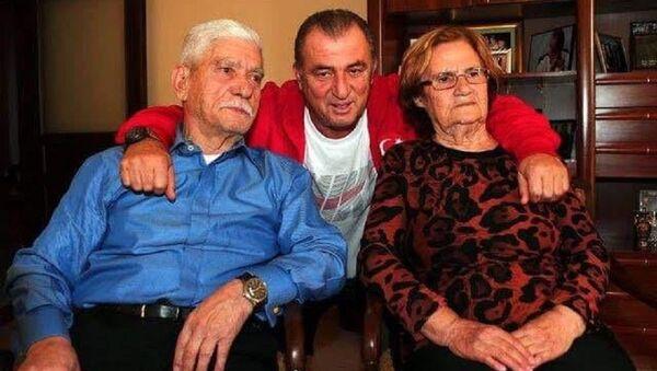 Talat Terim - Fatih Terim - Sputnik Türkiye