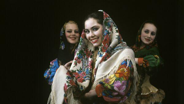Rusların 6 geleneksel kıyafeti - Sputnik Türkiye