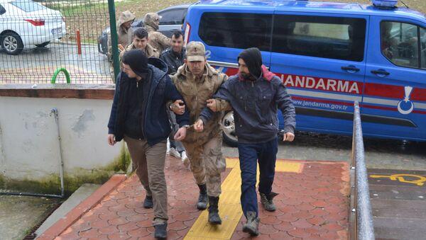 Hatay'da 1'i İngiliz vatandaşı 4 HTŞ'li yakalandı - Sputnik Türkiye