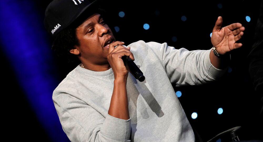 Amerikan suç-ceza-adalet sisteminin reformdan geçirilmesini savunan Reform İttifakı'nın kurucularından Shawn 'Jay-Z' Carter, 23 Ocak'ta New York'ta hareketi tanıtma toplantısında konuşurken