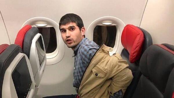 Muhammed Abdulhafız Hüseyin - Sputnik Türkiye