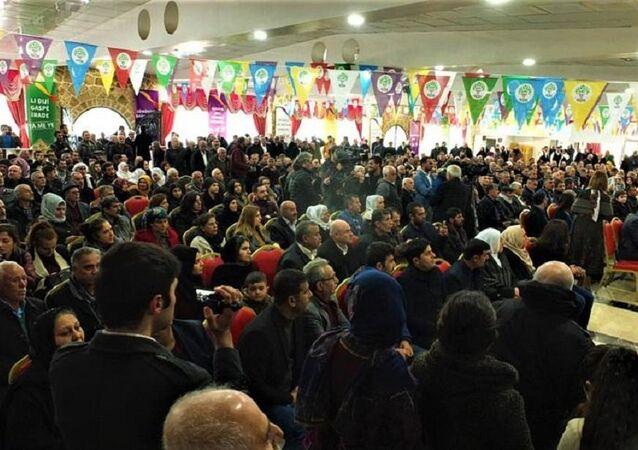 HDP, Mardin aday tanıtım toplantısı
