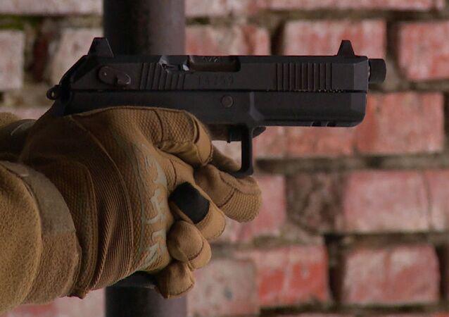 Rus yapımı yeni Udav tabancası görücüye çıktı