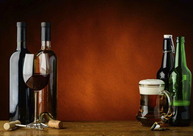 Şarap - bira