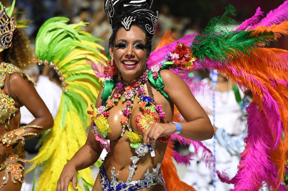 Montevideo Karnavalı