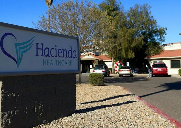 Hacienda HealthCare bakımevi
