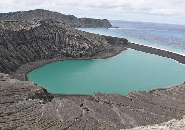 Dünyanın en yeni adası