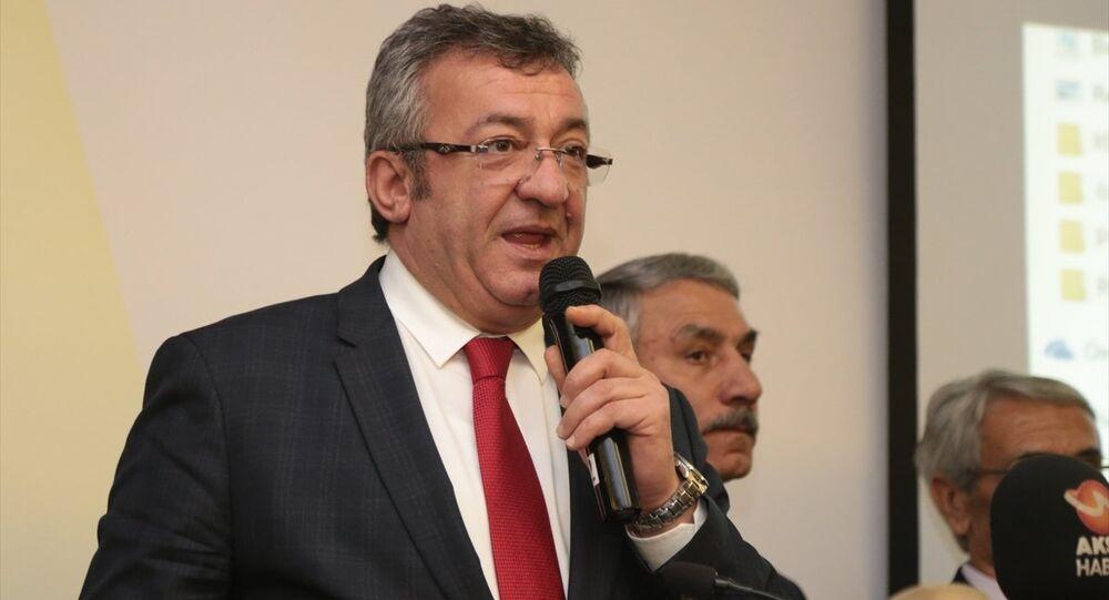 CHP Grup Başkanvekili Engin Altay