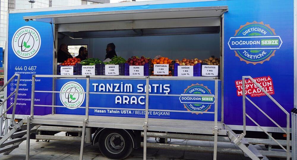 Tanzim satış- İstanbul