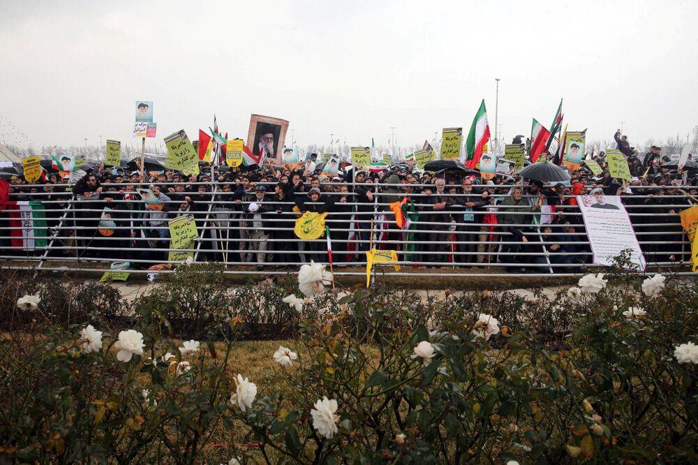 İran devriminin 40. yılı - Hasan Ruhani