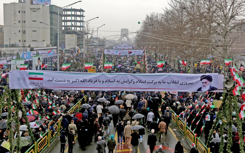 İran devriminin 40. yılı