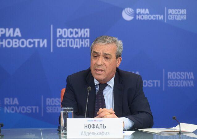 Filistin'in Rusya Büyükelçisi Abdül Hafız Nofal