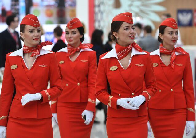 Rus hostesler