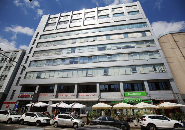 RİA Novosti Ukrayna binası