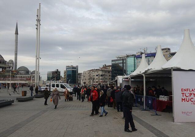 Taksim Meydanı - tanzim satış