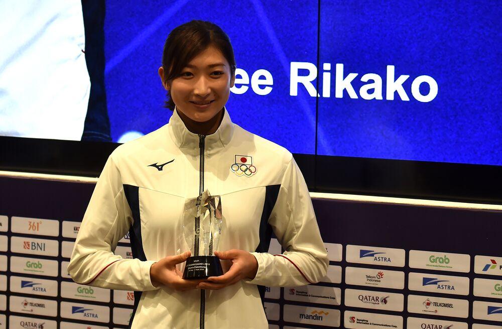 Ikee Rikako