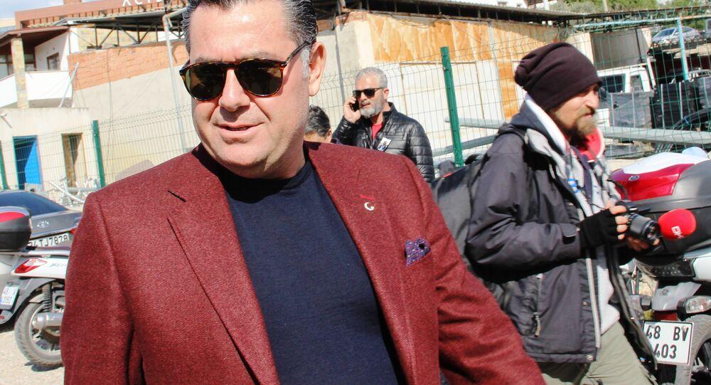 CHP'li Bodrum Belediye Başkanı Mehmet Kocadon