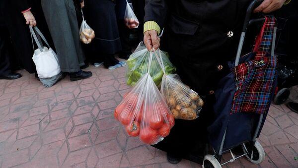 sebze, meyve, tanzim satış, alışveriş - Sputnik Türkiye