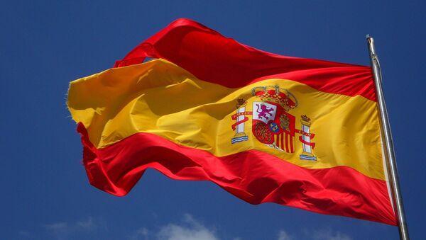 İspanya bayrağı - Sputnik Türkiye