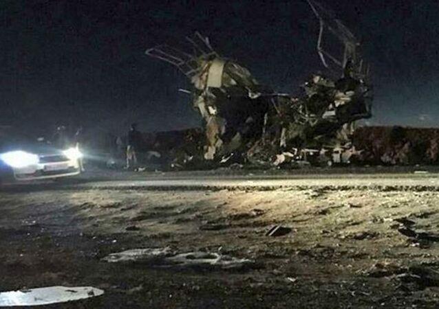 İran Devrim Muhafızlarına intihar saldırısı: En az 20 ölü, 20 yaralı
