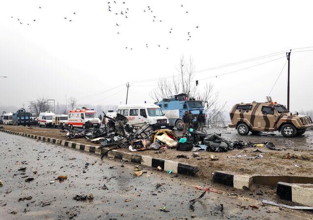 Keşmir'de saldırı