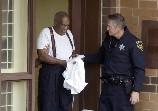 ABD'li oyuncu Bill Cosby