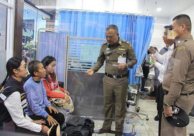 Tayland'da kaybolan alzaymır hastası Çin'de bulundu