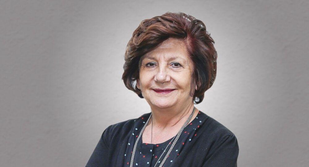 Necla Zarakol