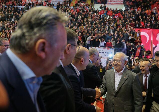 CHP İzmir aday toplantısı, Kemal Kılıçdaroğlu