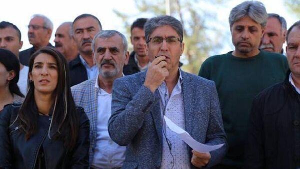 HDP Mardin İl Başkanı Ali Sinca - Sputnik Türkiye