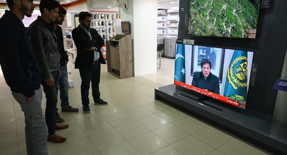 Pakistan Başbakanı İmran Han, Keşmir saldırısının ardından konuştu