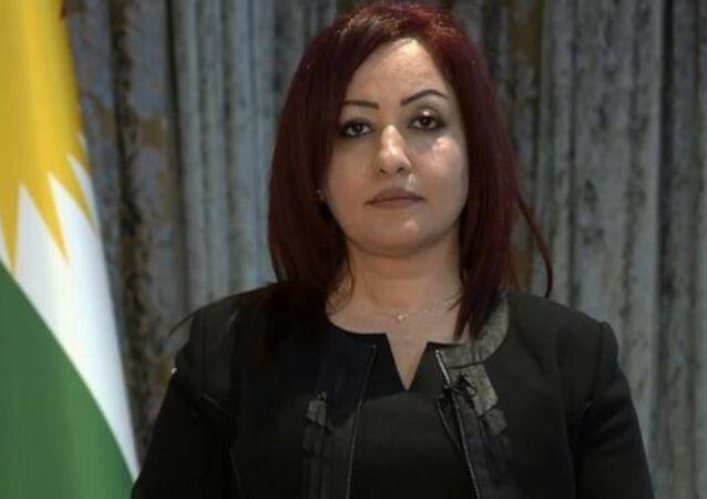 IKBY'nin yeni parlamento başkanı Vala Ferid